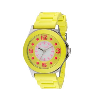 Adrenaline by Freestyle Green Jelly Watch