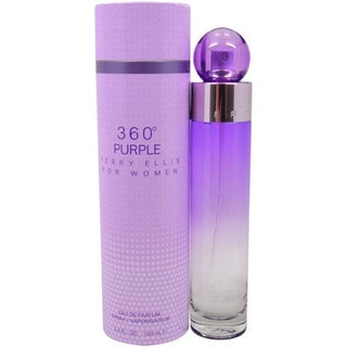 Perry Ellis 360 Purple Women's 3.4-ounce Eau de Parfum Spray
