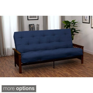 Provo Inner Spring Full Size Futon Sofa Sleeper Bed