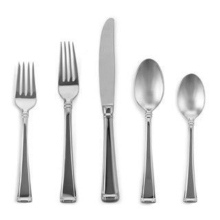Gorham Column 5-piece Flatware Place Setting  sc 1 st  Overstock & Gorham Flatware For Less | Overstock