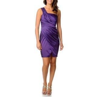 Jill Jill Stuart Women's designer one shoulder dress