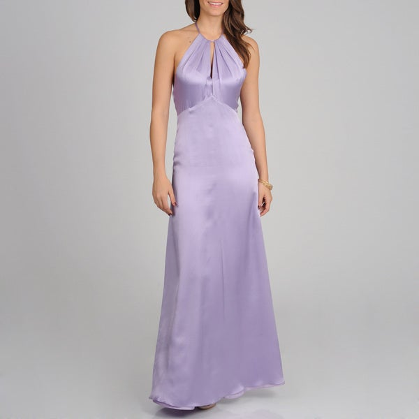Jill Jill Stuart Women's Keyhole Halter Dress