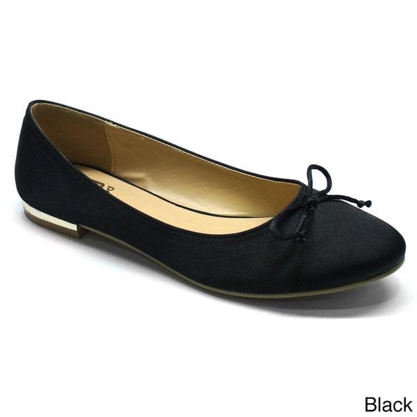 Betani 'DONNA-5' Women's Slip-on Ballet Flats