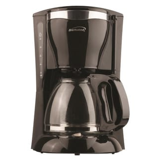 Brentwood TS-217 12 Cup Coffee Maker- Black