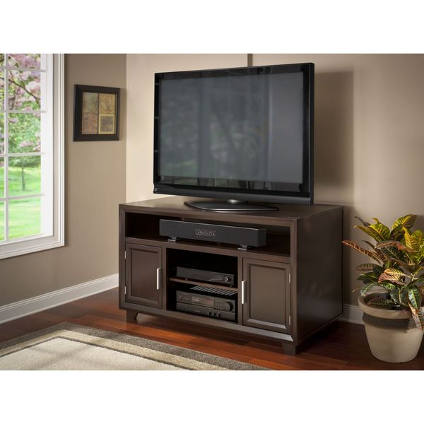 bush furniture clifton collection tv stand - Bush Furniture