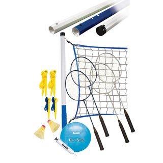 Franklin Sports Recreational Badminton/Volleyball Set