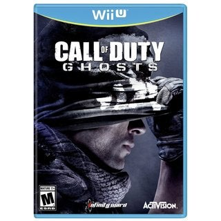 Wii U - Call Of Duty Ghosts