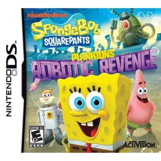 Nintendo DS - Spongebob: Planktons Robotic Revenge