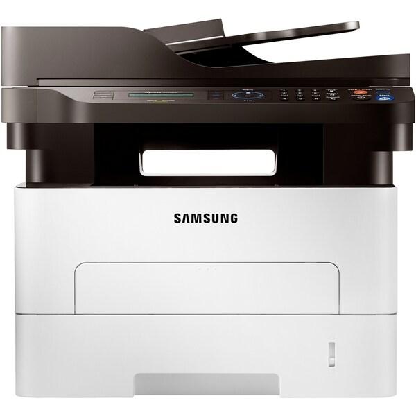 Samsung Xpress M2875FW Laser Multifunction Printer - Monochrome - Pla