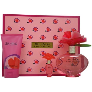 Marc Jacobs Oh Lola! Women's 3-piece Gift Set