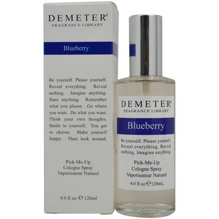 Demeter Blueberry Women's 4-ounce Cologne Spray