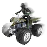 Black Series Remote Control All-Terrain Sport Quad Vehicle