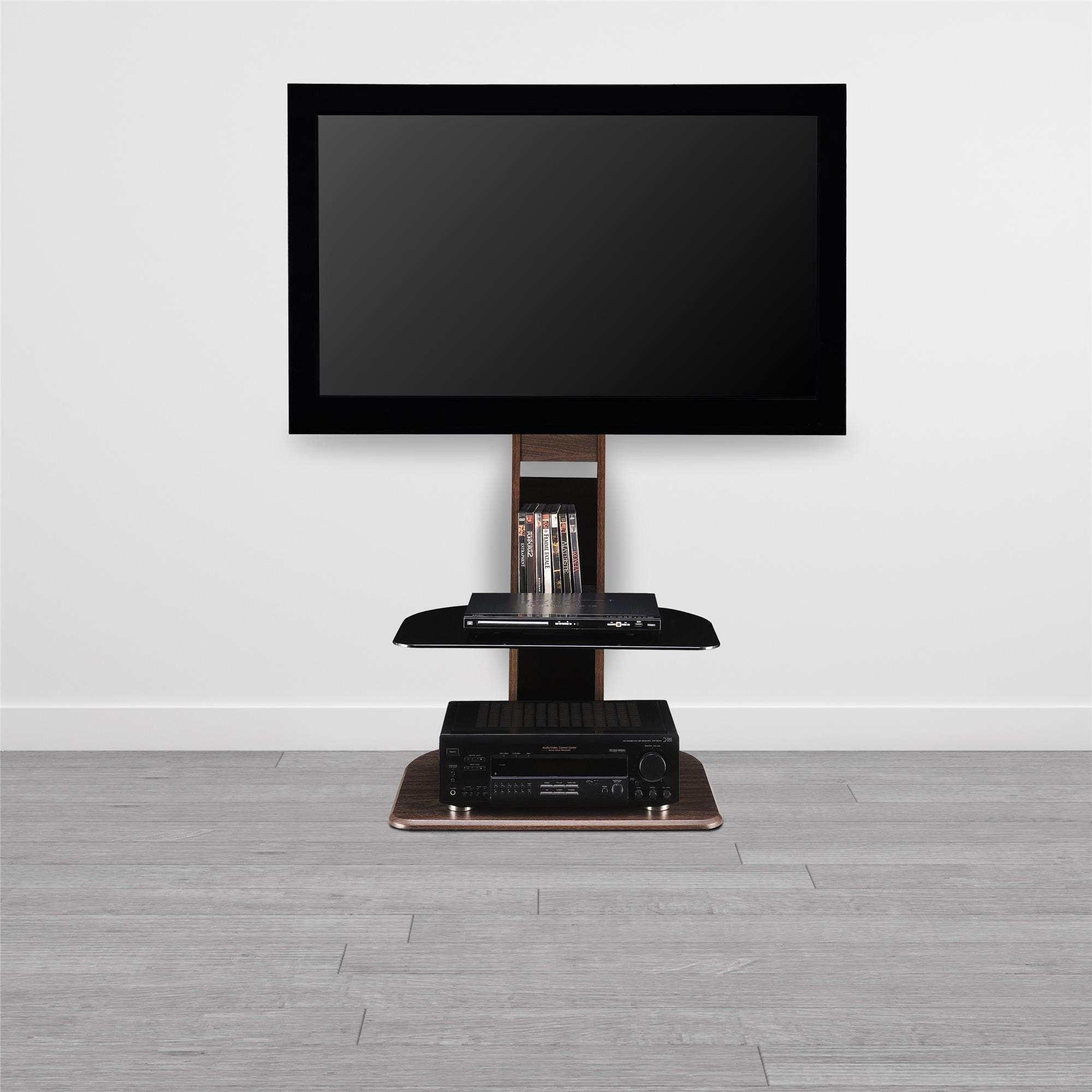 Shop Avenue Greene Crossfield Tv Stand With Mount For Tvs Up To 50