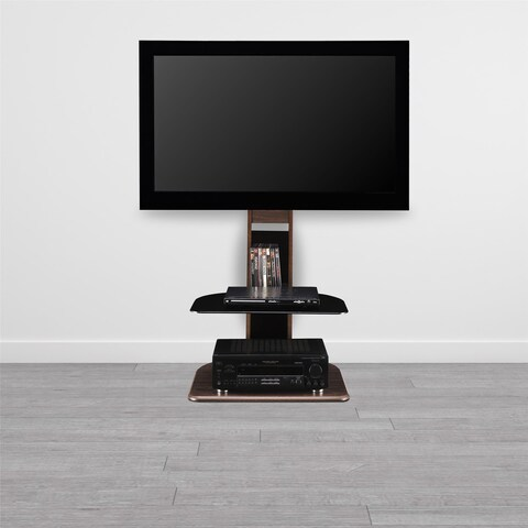 Avenue Greene Crossfield TV Stand with Mount for TVs Up to 50 inches