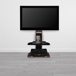 Ameriwood Home Galaxy TV Stand with Mount for TVs Up to 50 inches