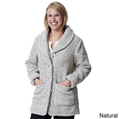 Totes Women's Berber Fleece Jacket
