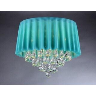 Sky Curtain Crystal Chandelier