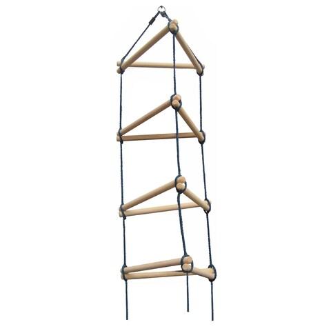 Swing-N-Slide Triangle Rope Ladder