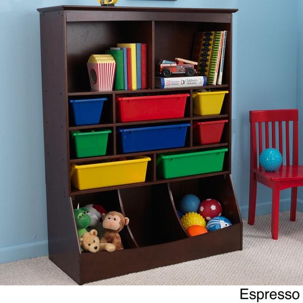 Kidkraft Kid S Wall Storage Unit