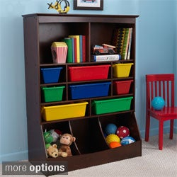 Charming KidKraft Kidu0027s Wall Storage Unit