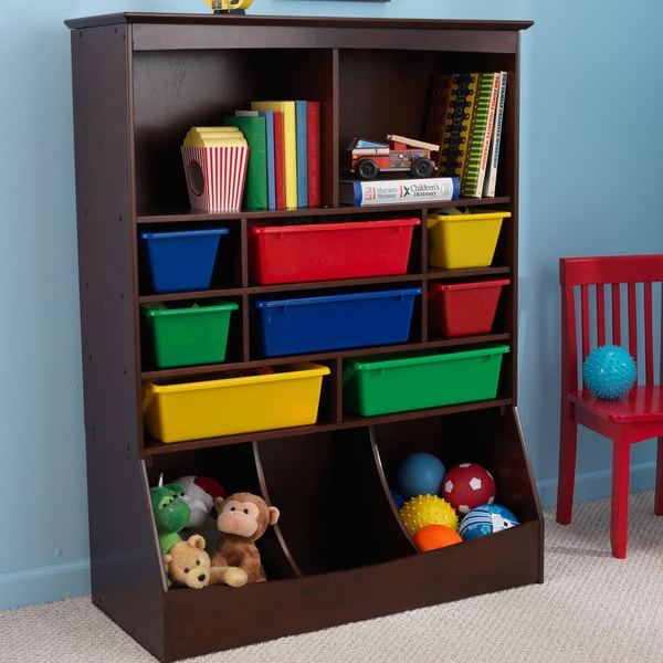 Superior KidKraft Kidu0026#x27;s Wall Storage Unit