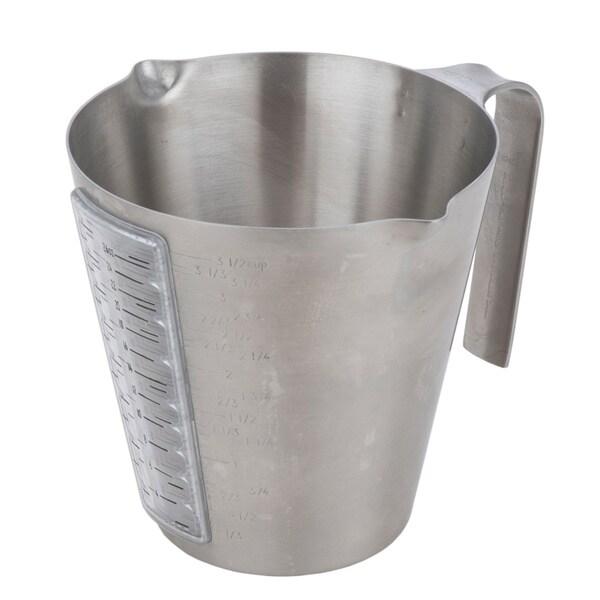 Miu France Stainless steel measuring beaker