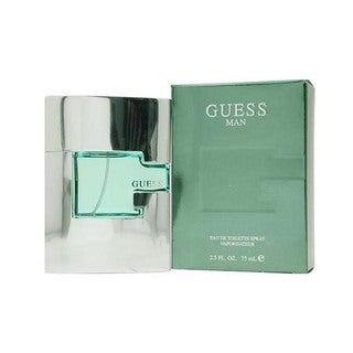 Guess for Men Men's 2.5-ounce Eau de Toilette Spray