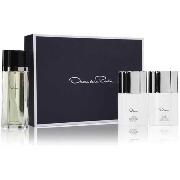 36bca2beb Shop Oscar de la Renta Women's 3-piece Fragrance Gift Set - Free Shipping  Today - Overstock - 8245279