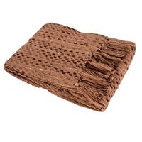 Basket Weave Throw