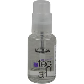 L'Oreal Liss Control Tecni Art 1.7-ounce Serum
