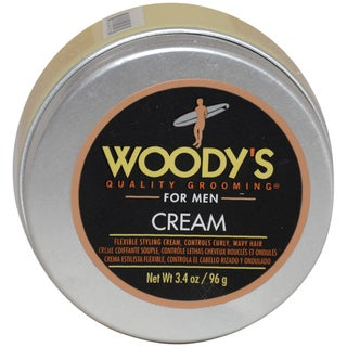 Woody's Men's 3.4-ounce Flexible Styling Cream