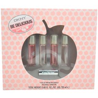 DKNY Be Delicious Women's 5-piece Mini Gift Set
