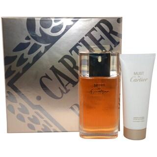 Cartier Must de Cartier Women's 2-piece Gift Set