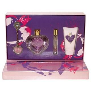 Vera Wang Princess Women's 4-piece Gift Set