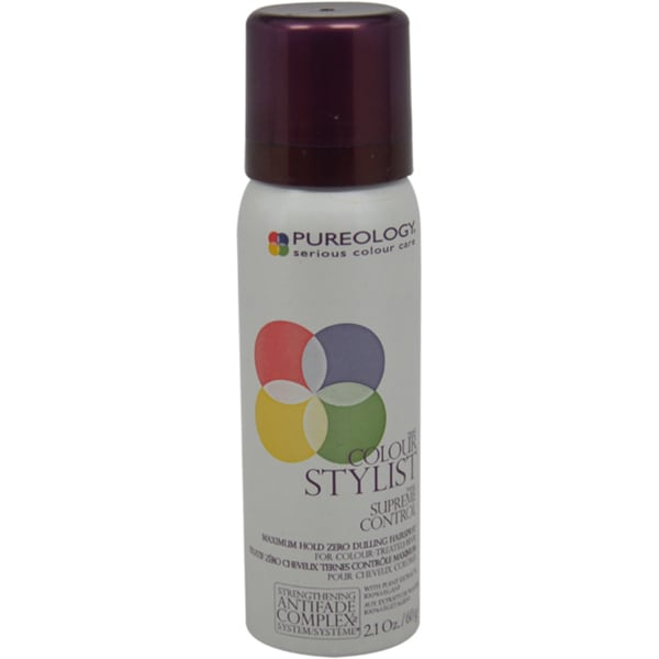 Pureology Colour Stylist Supreme Control 2.1-ounce Hair Spray