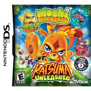 Nintendo DS - Moshi Monsters: Katsuma Unleashed