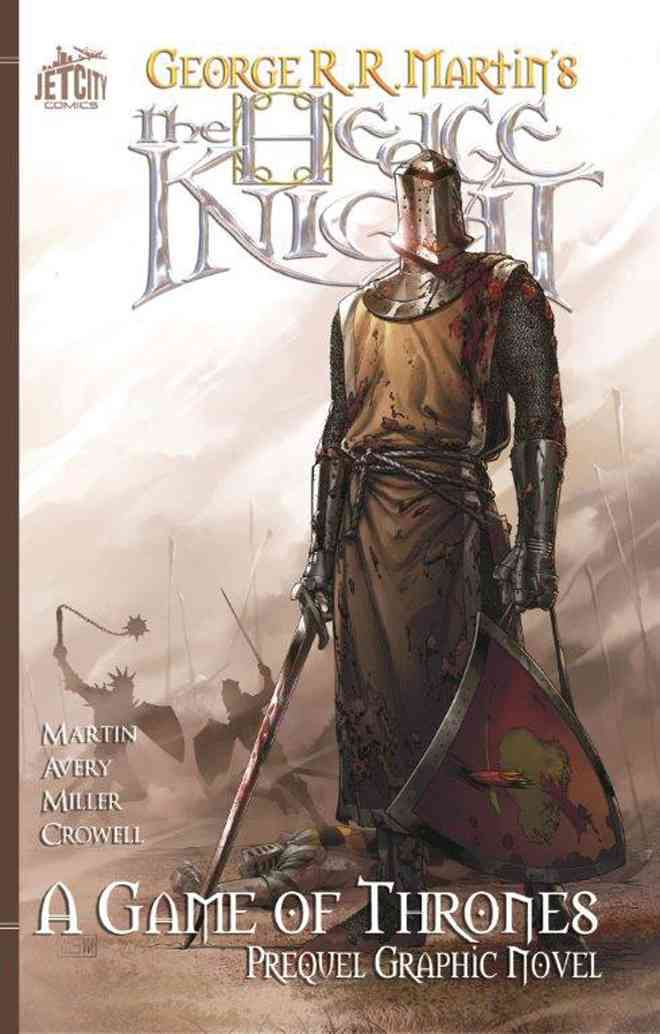The Hedge Knight: The Graphic Novel (Paperback) - Thumbnail 0
