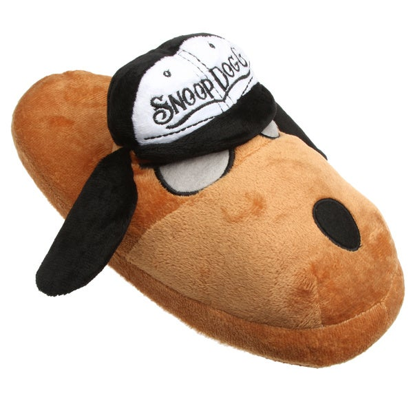 Snoop Dogg Men's Doggie House Slippers