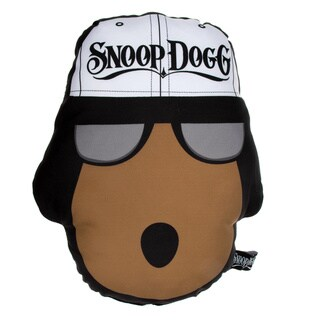 Snoop Dogg Doggy Decorative Pillow