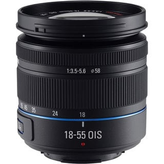 Samsung 18-55mm f/3.5-5.6 OIS Lens (New in Non-Retail Packaging)