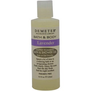 Demeter 'Lavender' Women's 4-ounce Bath & Shower Gel