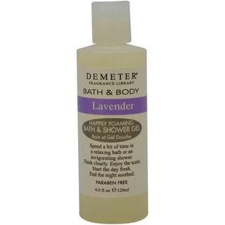 Demeter Lavender Women's 4-ounce Bath & Shower Gel
