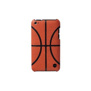 Trexta Sports Series Snap-On Leather Basketball Case for iPod touch 4G