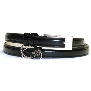 Women's Black Leather Skinny Belt|https://ak1.ostkcdn.com/images/products/8246900/8246900/Womens-Black-Leather-Skinny-Belt-P15573792.jpg?_ostk_perf_=percv&impolicy=medium