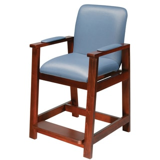 Drive Medical Wooden High Hip Chair