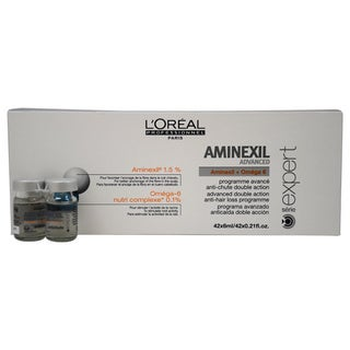 L'Oreal Serie Expert Aminexil Advanced 0.2-ounce Treatment (Case of 42)