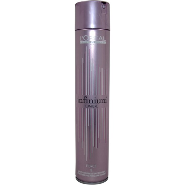 L'Oreal Infinium Lumiere Force 3 16.9-ounce Hair Spray