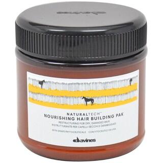 Davines Naturaltech Nourishing Hair Building Pak 8.45-ounce Hair Treatment