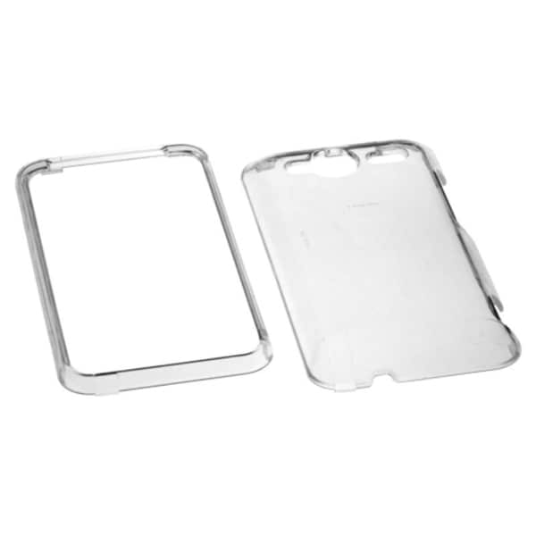INSTEN T-Clear Phone Case Cover for HTC A7373 EVO Shift 4G