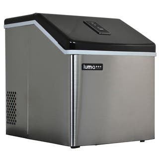 Luma Comfort Stainless Steel Portable Ice Maker|https://ak1.ostkcdn.com/images/products/8246994/P15573871.jpg?impolicy=medium